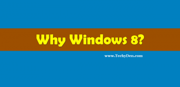 Why Windows 8 is user friendly Operating System