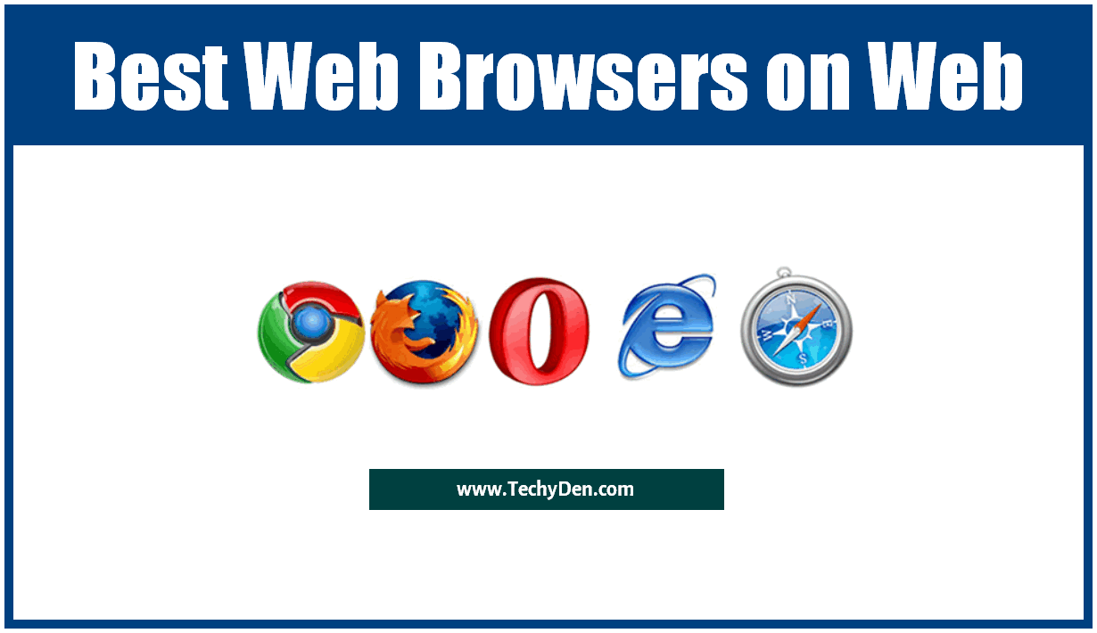 best web browsers on web