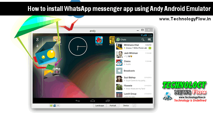 andy android emulator free download for windows 7
