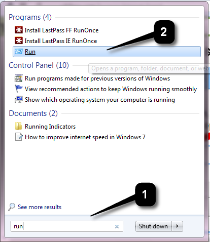 How to improve net speed in Windows 7 ?