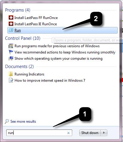 How to improve net speed in Windows 7 ?