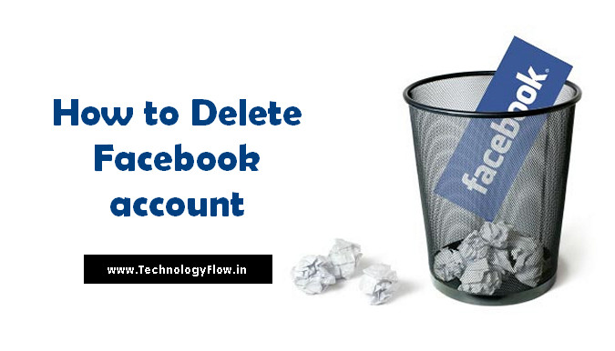 How to Delete Facebook account Permanently and Securely?