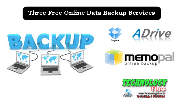 Three Free Online Data Backup Services