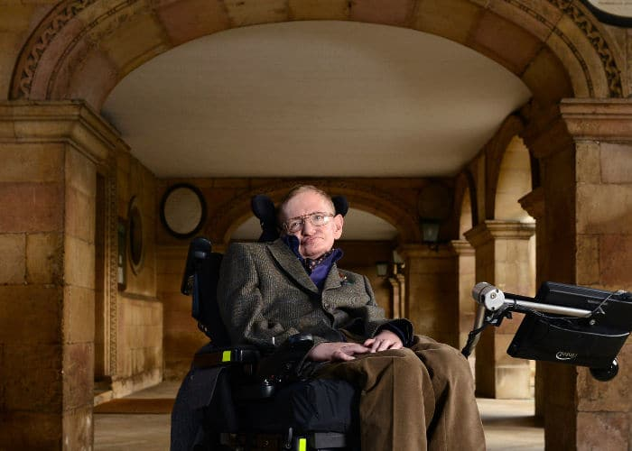 Stephen Hawkings 5