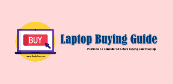 Points to consider before buying a new Laptop in 2020 (Laptop Buying Guide)