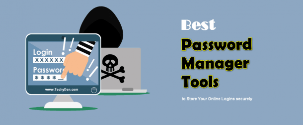 best password manager tools