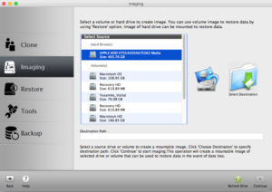 How to backup an external drive full of videos in Mac OS X