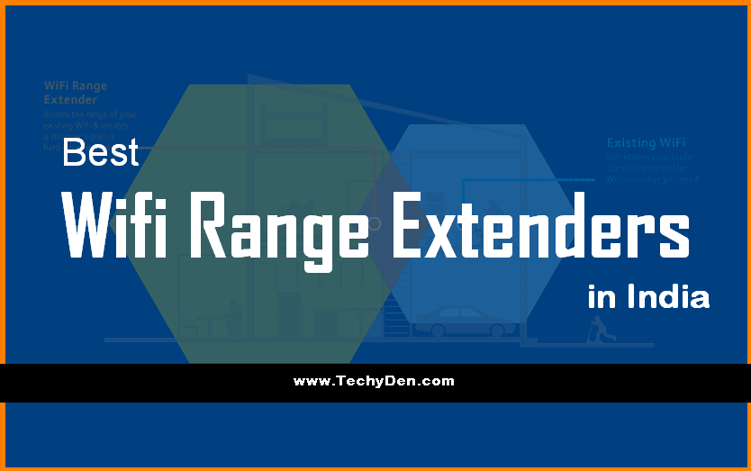 Best Wifi range extenders in India