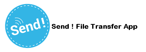 Send file transfer app