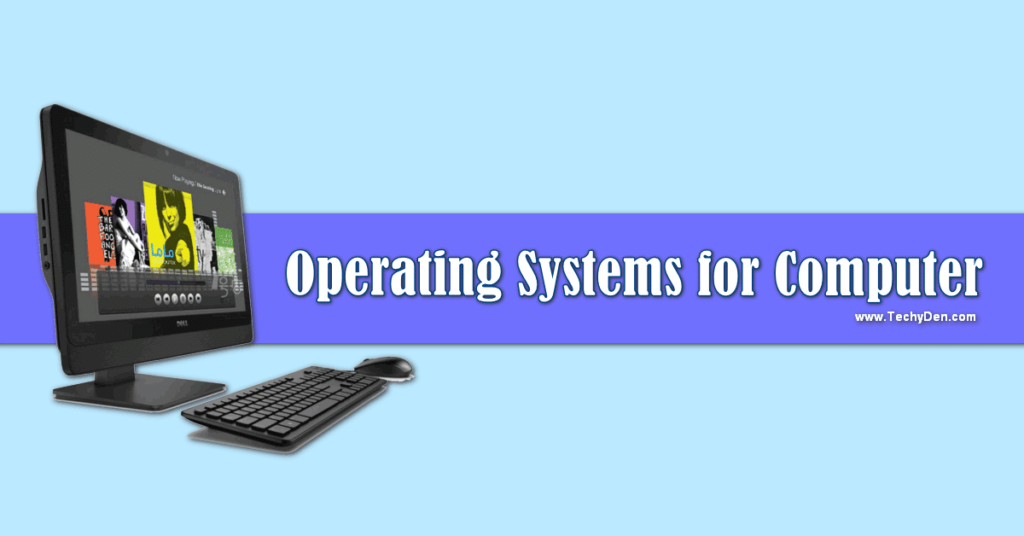 operating systems for PC