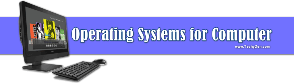 operating systems for computer