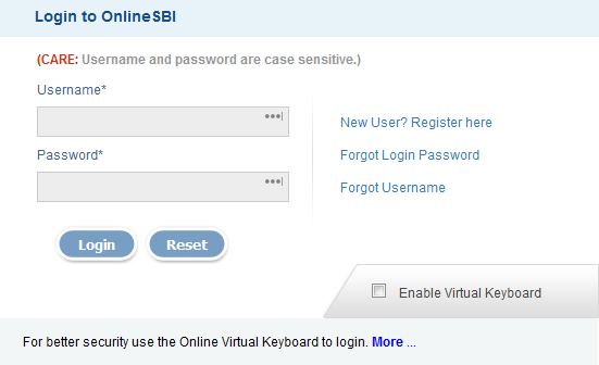 SBI Virtual Credit Card: How to Create SBI Virtual Card from Online SBI 2