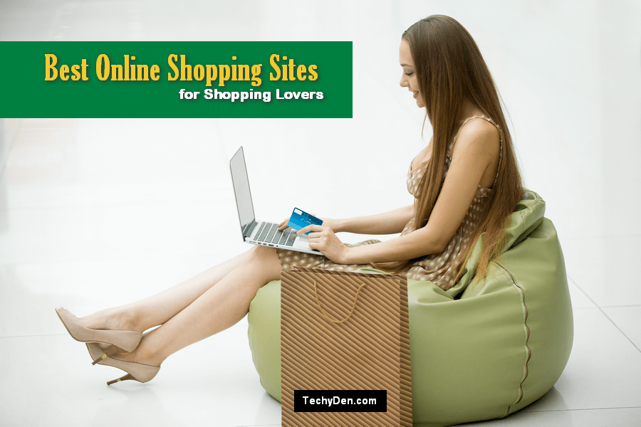 Best Online shopping sites for Shopping Lovers 2017