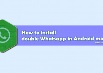 How to install double Whatsapp in Android mobile in 2020?