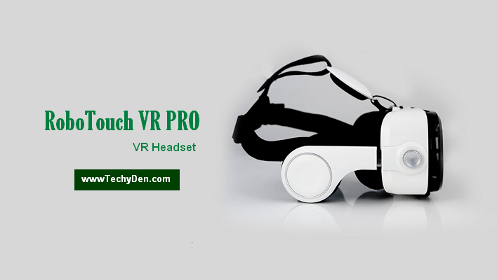 RoboTouch VR PRO Headset