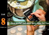 Top 8 Best useful and must have Apps for Foodies (Android and iOS apps)