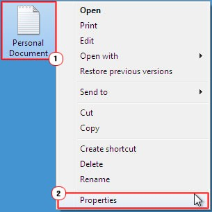 How to password protect a folder on Windows? 1