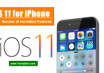 iOS 11 for iPhone will Bring in a Number of Incredible Features