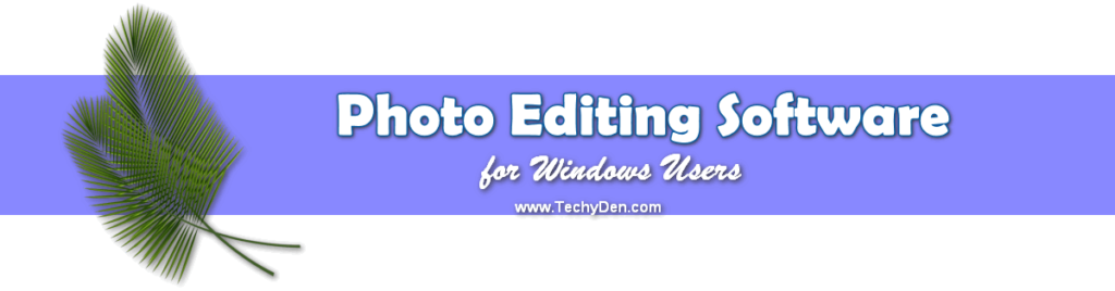 image editing software for windows 10