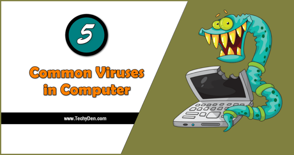 Common Viruses in Computer: You should know these in 2021 1