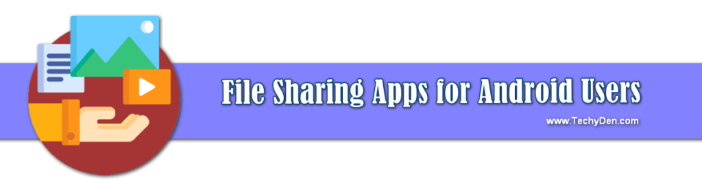 file sharing apps for android users 2020