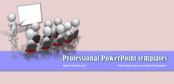 Professional PowerPoint templates: How it helps you in successful Presentation