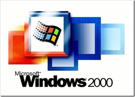 windows 2000 version