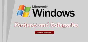 What is Windows? Features and Categories of Microsoft Windows