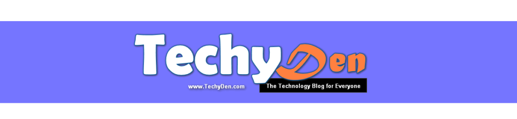 TechyDen About page