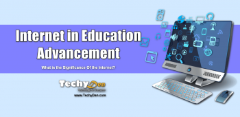 Internet in Education Advancement – What is the Significance Of the Internet?