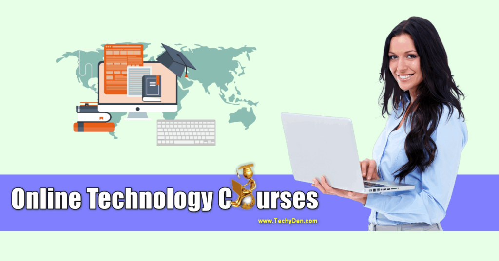 online technology courses in 2020