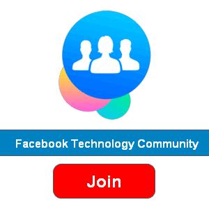 techyden Facebook community