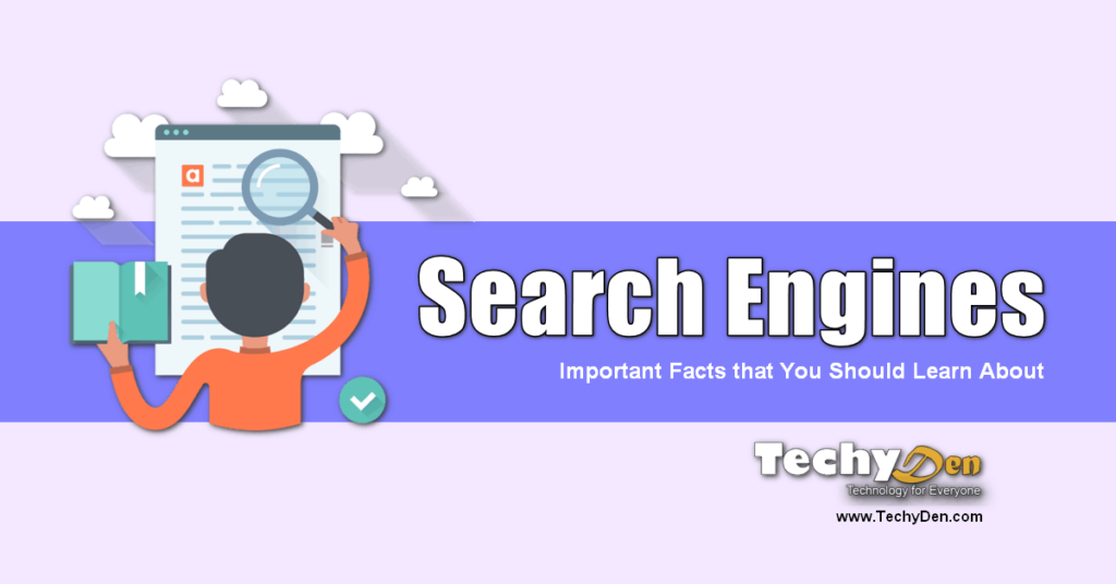 top search engines and its facts