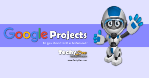 Google projects list