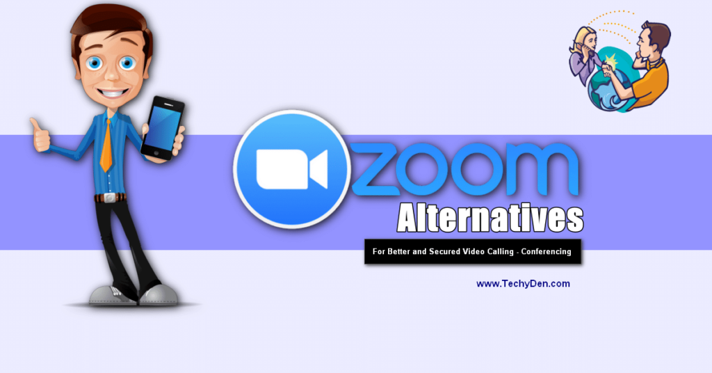 zoom alternatives for better video conferencing