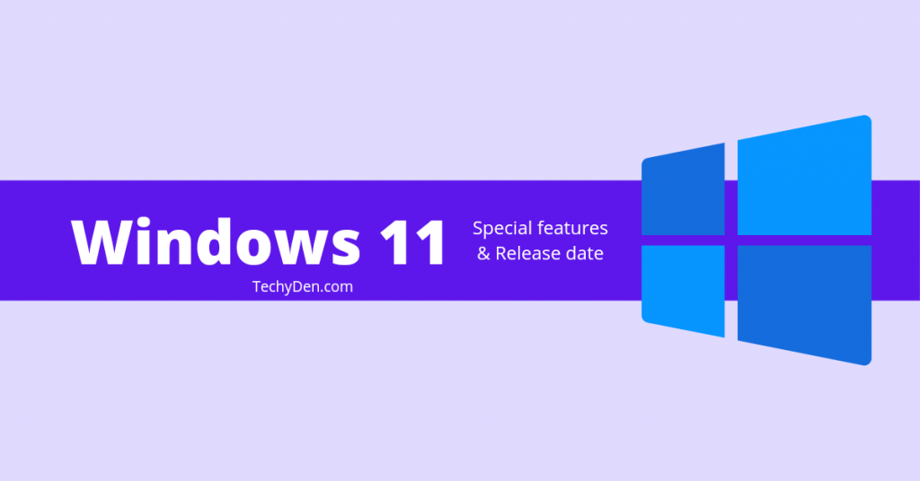 windows 11 features and release date