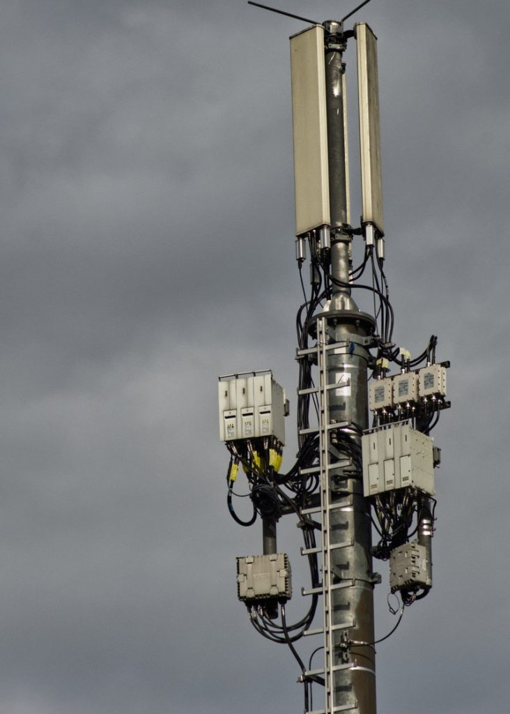 cellular towers